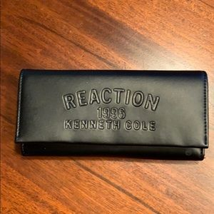 Brand New Black Kenneth Cole Reaction Wallet